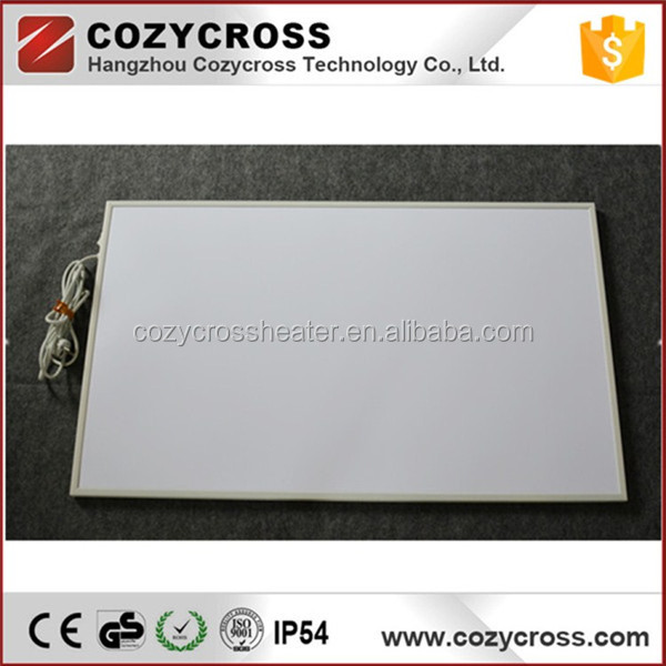 Wall Mounted Infrared Heating Panels Electric Room <strong>Heater</strong>