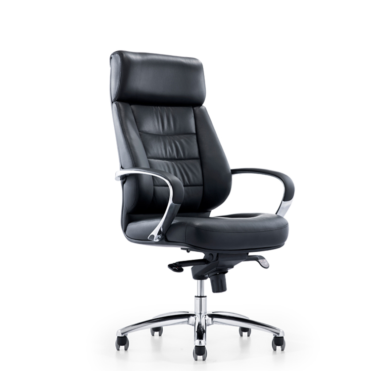 Revolving Office Swivel Pu Leather Chairs Furniture