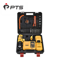 PTS li-ion battery 12V 24V power tools rechargeable cordless drill 13mm dewalit impact 24v
