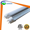 Retrofit fluorescent 36w UL 5000K clear and milky cover 18w t8 1200mm LED tube