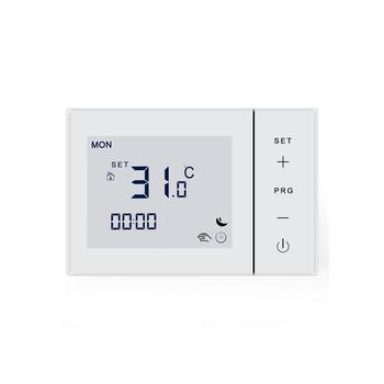 ODM Touch Screen Thermostat LCD digital thermometer supply 24V
