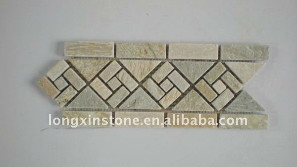 Hot Selling Stone Mosaic Borders