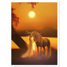 Unicorn Boyama Tanıtım Promosyon Unicorn Boyama Online