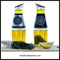 250 ml / 500 ml Glass Bottle Olive Oil Dispenser