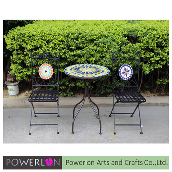 Genial New Mosaic Table U0026 Bistro Chair Set 12 Models Selectable Outdoor Garden  Patio   Buy French Bistro Table Sets,Garden Line Patio Set,Coffee Table Set  ...