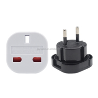 Wholesale Alibaaba EU plug To UK socket adapter