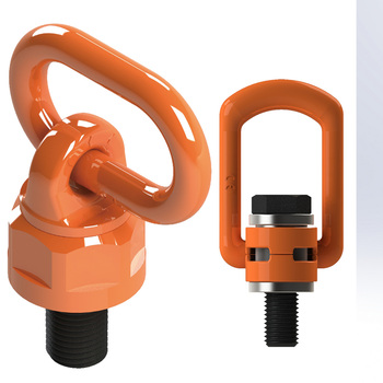 Wind Generator Hoist Ring / Lifting Sling Swivel Lifting Eye Bolt /  Manufacturing Swivel Eye Bolts - Buy Hoist Ring,Swivel Lifting Eye  Bolt,Swivel Eye