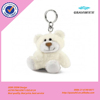 Good quality different kinds of plush stuffed animal key chain toy