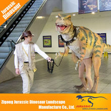 New Sytle Low Cost Halloween Product life size realistic dinosaur costume for sale