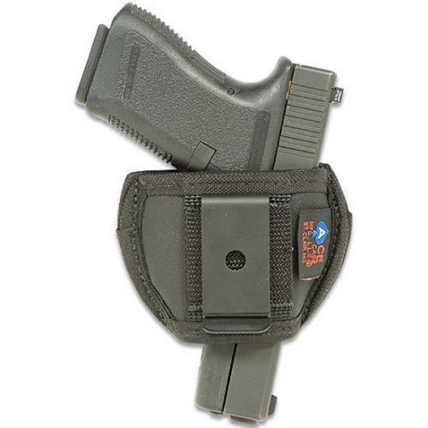 Ace Case Concealed In-the-Pants/Waistband Holster Fits Glock 17,19,20,21,22,23,25,26,27,28,29,30,31,32,33,36,38,39
