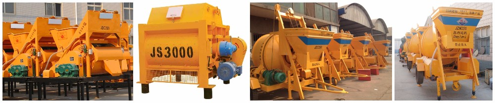 JS1500 concrete mixer hardware price of buy cement mixer online
