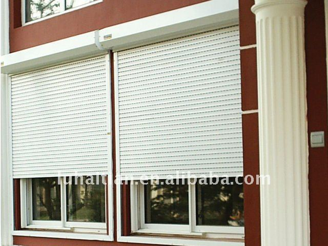 Exterior window blinds images for Exterior window shade
