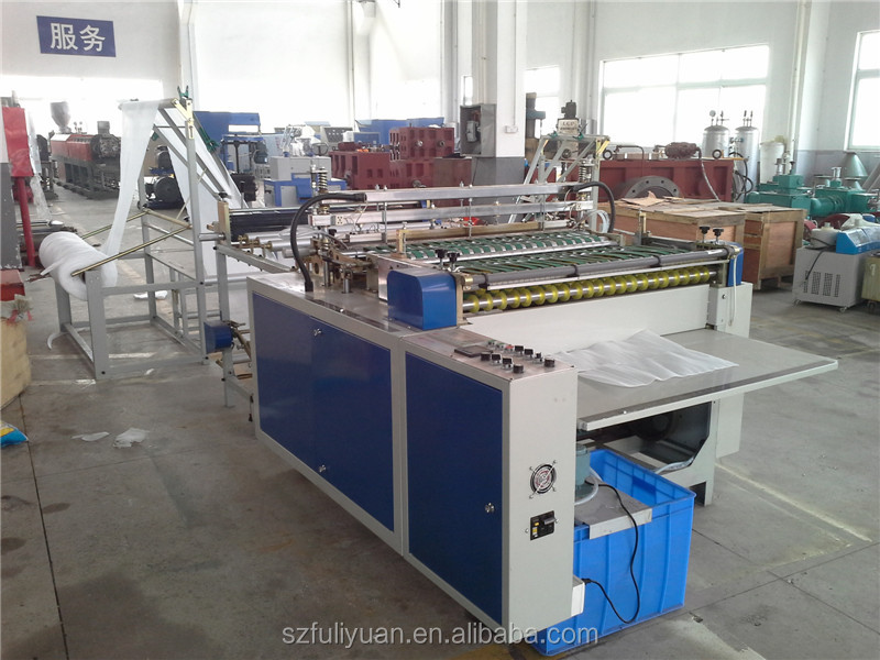 Hot Sell High Performance Plastic Bag Maker Machine From China