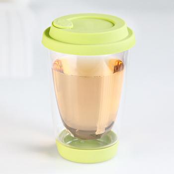 Insulated Gl Coffee Travel Mug