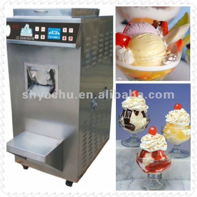 KS-300 batch freezer/gelato hard ice cream maker