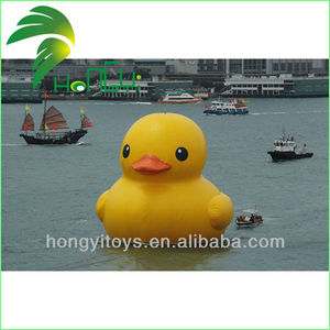 Hong Kong Rhubarb Duck Inflatable