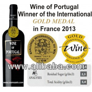 Red Wine Gold Medal