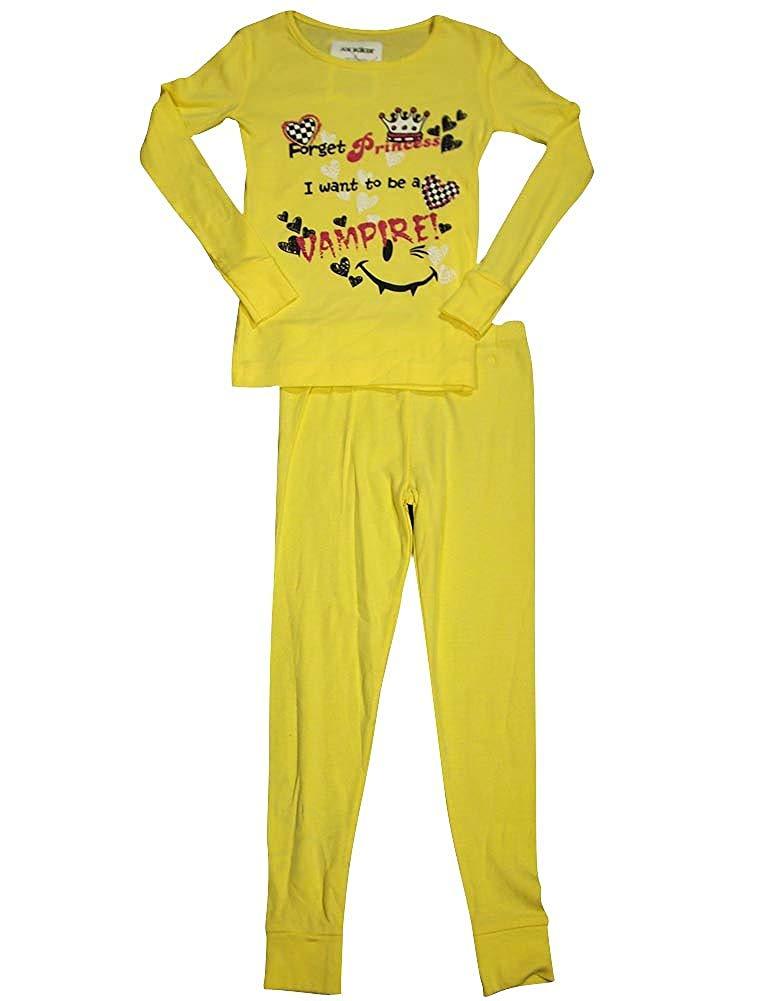 9163182c6 Get Quotations · Joe Boxer - Little Girls  Long Sleeve Pajamas