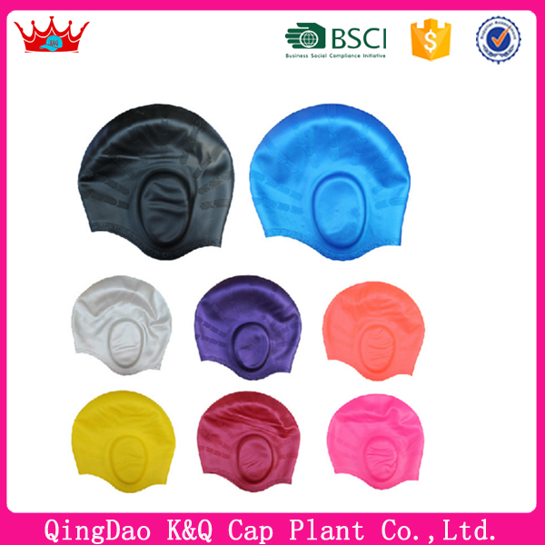 Waterproof Silicone Swim Cap Make a Swim Cap