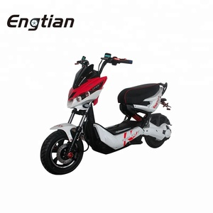 High quality hot sale adult mini electric motorcycle and electric scooter moped with solid tire made in china