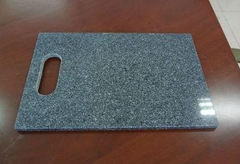 granite chopping board