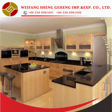 B21 B24 B27 B30 B33 B36 environmental friendly material CARB E0 PLYWOOD USED for all carcasses kithcne cabinet /kitchen cabinet
