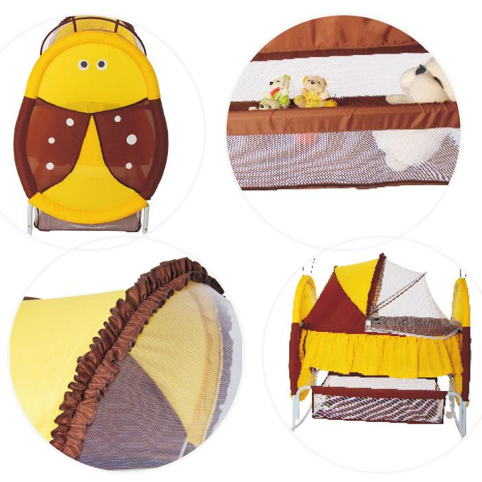 Nueva de fábrica del bebé muebles del insecto lindo diseño portátil ...