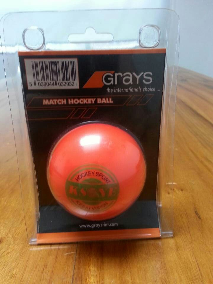 Hockey ball packing