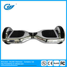 Best price of 2 wheel chrome plated hoverboard 12 inch