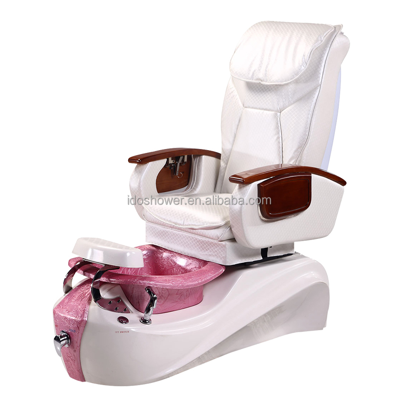 fiberglass spa pedicure chair foot rest with t4 spa pedicure chairs