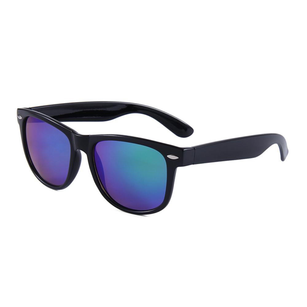 pc pas cher parti lunettes de soleil uv400 noir hommes miroir lunettes de soleil lunettes de. Black Bedroom Furniture Sets. Home Design Ideas