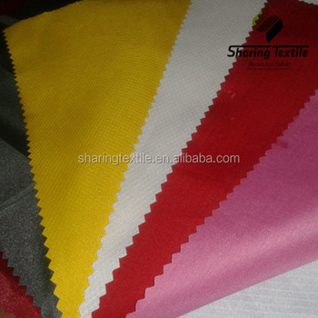 Manufacture Directly Low Cost 320D Polyester Taslon Fabric/320D Polyester Taslon/320D Taslon Fabric