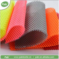 2017 Made in china design Good Quality new material 3d mesh fabric