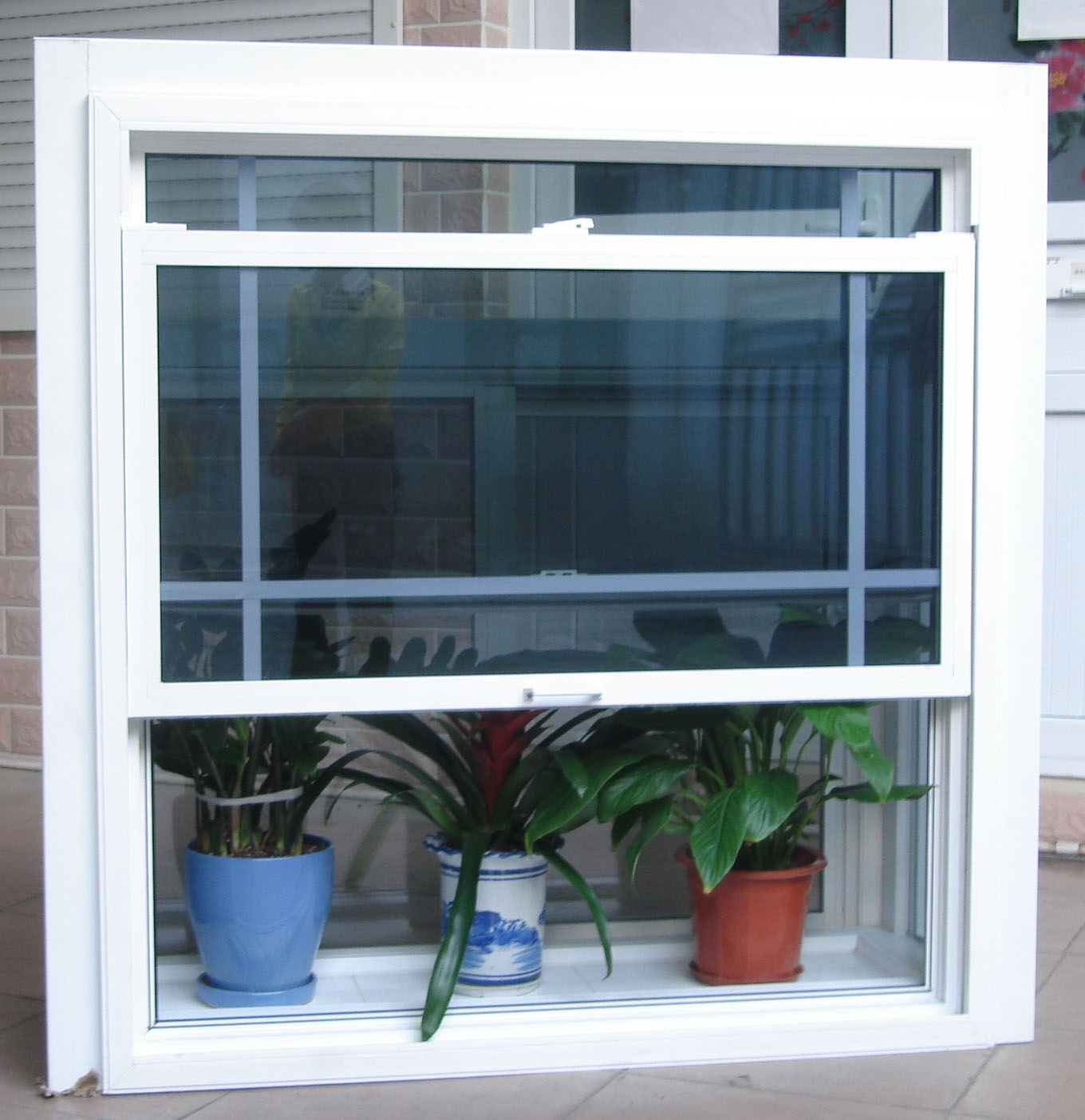 Push And Pull Up Down Window Pvc Gl Lifting