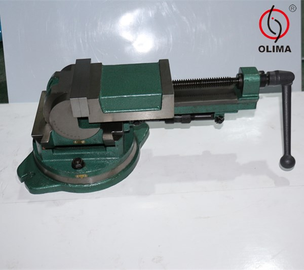 Precision QW Machine Vise 3 Way Tilting Universal Machine Vise