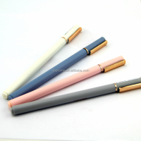 Designed Nice Gel Ink Pen with Customized Logo