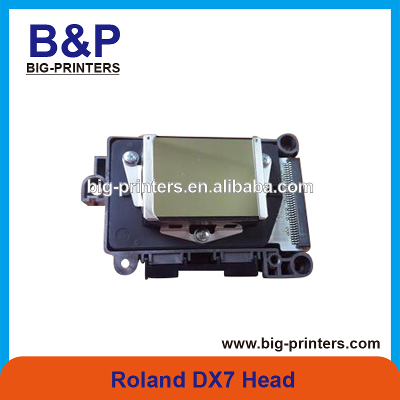 Original and 100% New inkjet printer spare parts Roland DX7 Print Head