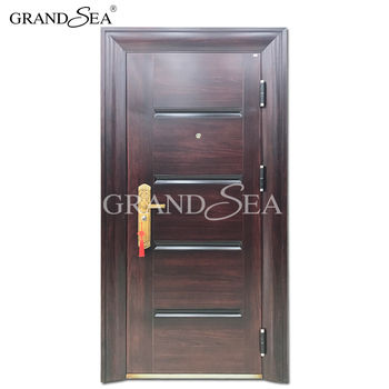 China Factory Exterior Steel Main Door Price Philippines - Buy Steel Door  Price Philippines,Exterior Steel Door Price Philippines,Exterior Steel Main