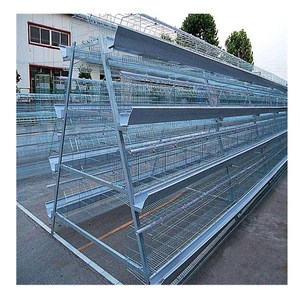 Chicken laying egg cages best design layers poultry battery cage of chicken farm for srilanka