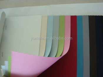 polyester roller blind blackout roller fabric for window blinds