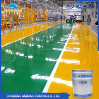 Small odour high performance anti rust coating on steel components epoxy zinc-rich paint companies in China