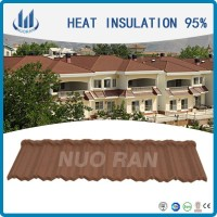 NUORAN Residential roofing material building materials corrugated roofing sheets