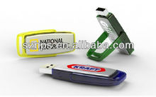 Factory wholesale bulk cheap USB Key with USB 2.0 and OEM logo