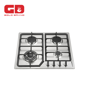 Good Price High Quality Stainless Steel 4 Burner Kitchen Gas Stoves