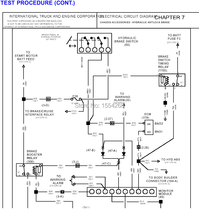 Wiring Diagrams For Trucks - cancigs.com on