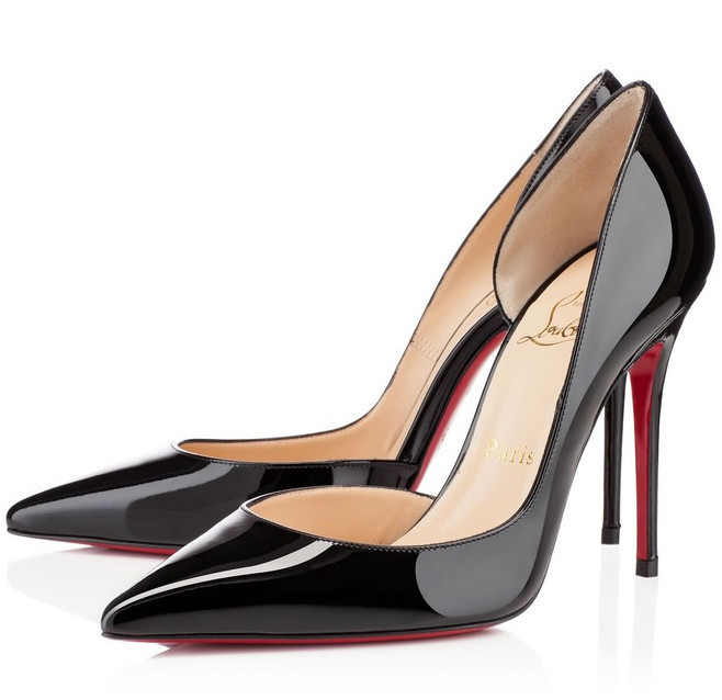 Get Quotations · Size 34 - 41Sexy red bottom pointed toe 10.5 cm high heels  shoes woman thin heels bd8d33da0b
