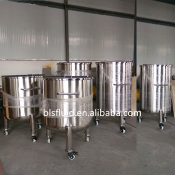 With Sgs Certification Factory Supply Stainless Steel Milk Cans For ...