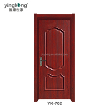 Colourful Decoration PVC Door Frame Hotel Room Door with Card