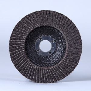 4 inch EN12413 abrasive Zirconia oxide flap disc/wheel for polishing metal