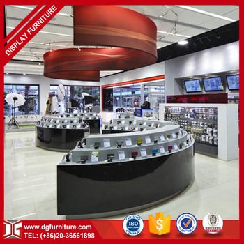 Interior Design Display Furniture Retail Computer Shop Decoration ...
